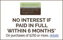Ross-Simons Credit Card