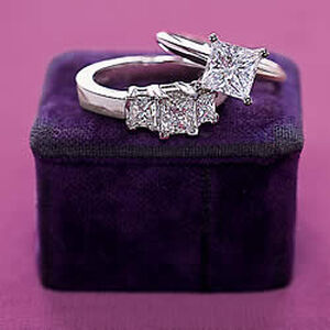 3-Stone or Classic Solitaire Engagement Rings