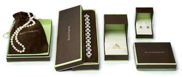 Ross-Simons Jewelry Presentation Box