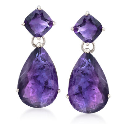 Clearance Jewelry. Image Featuring Gemstone Drop Earrings