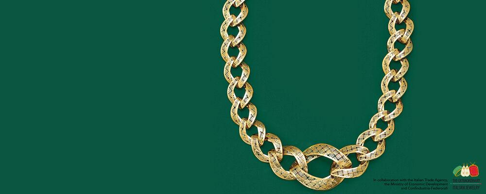 Italian Necklaces
