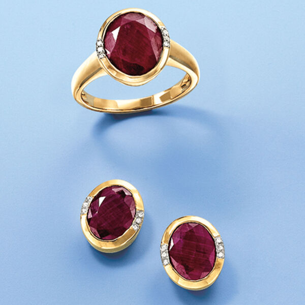 Birthstone Jewelry Featuring 898947, 895747