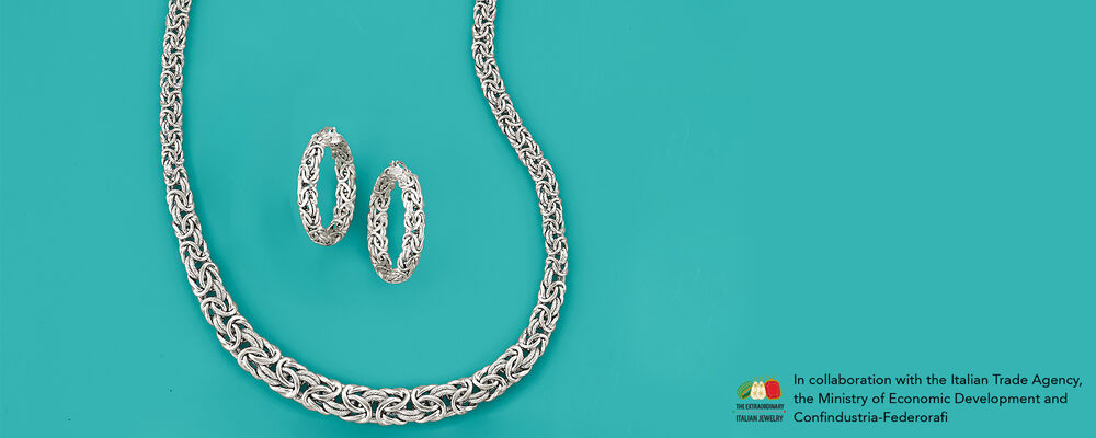 Italian Sterling Silver