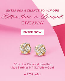 Win Love Knot Earrings