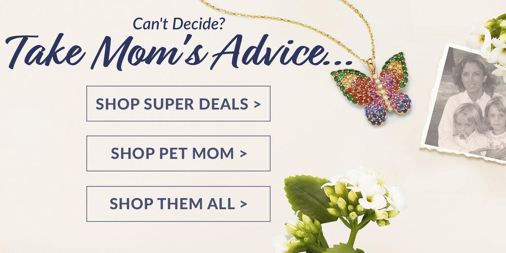 Take Mom's Advice