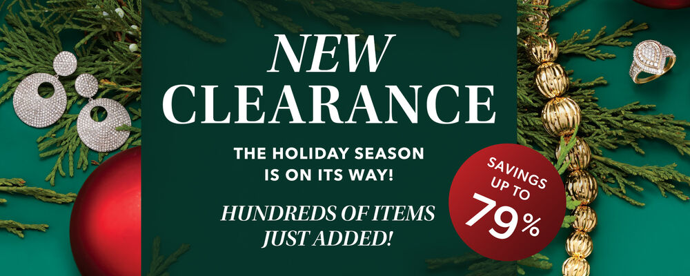 New Clearance