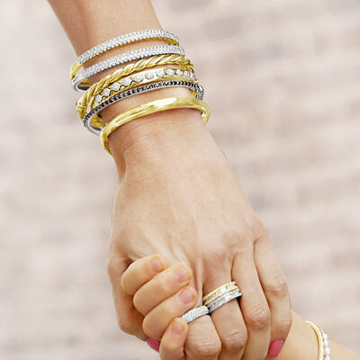 Classic bracelets you'll always wear. Shop Now. Image Featuring