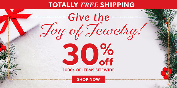 Totally Free Shipping. Give The Joy of Jewelry! 30% Off 1000s Of Items Sitewide. Shop Now. Image Featuring Presents on Snow With Holiday Greens