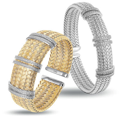 Charles Garnier. Image Featuring Mixed Metal Bracelets