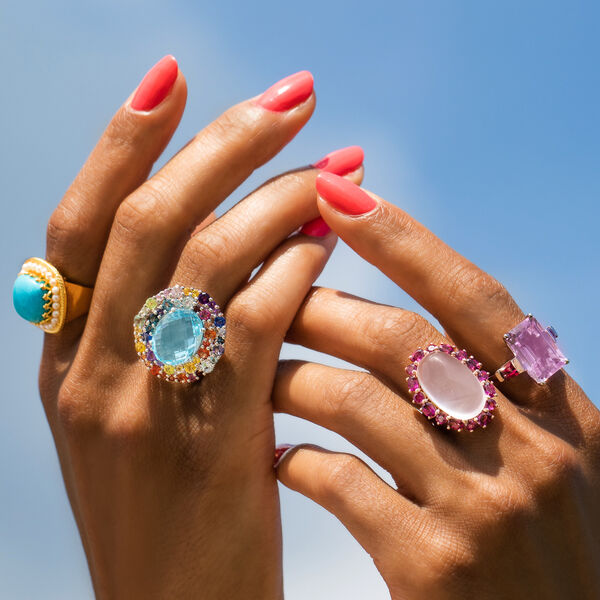 Fun and fashionable! Shop Cocktail Rings