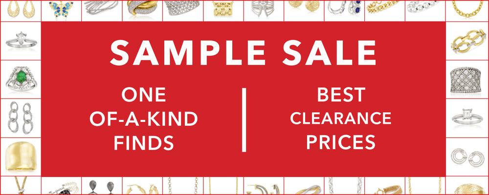 Sample Sale -- One-of-a-Kind Finds | Best Clearance Prices