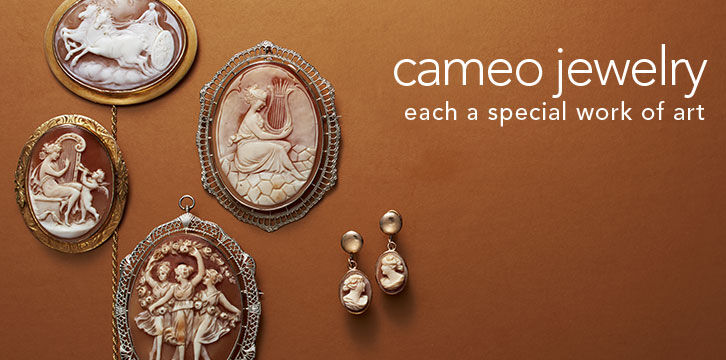 Cameo Jewelry Featuring: 889837, 889731, 889831, 889835, 888495