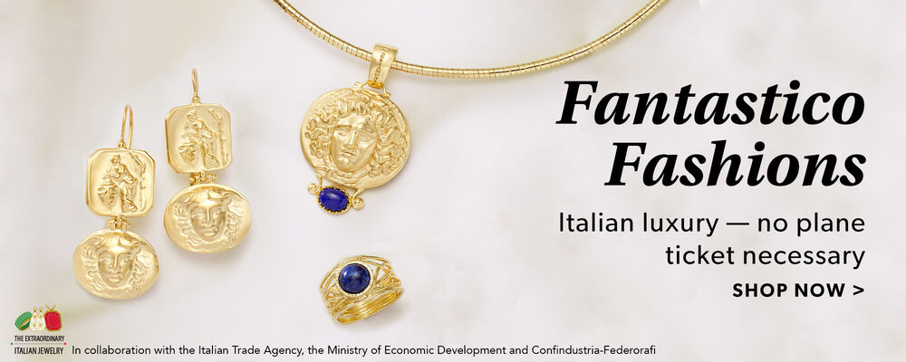 Fantastico Fashions - Italian Jewelry