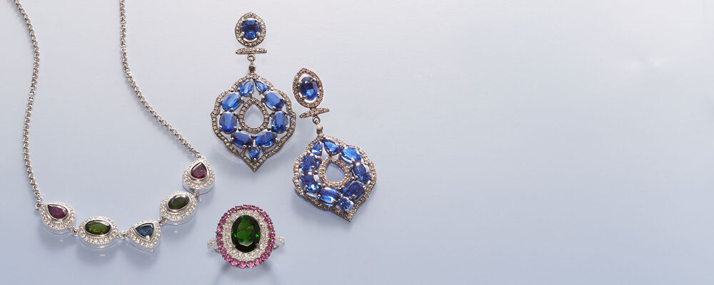 Exotic Gemstone Jewelry