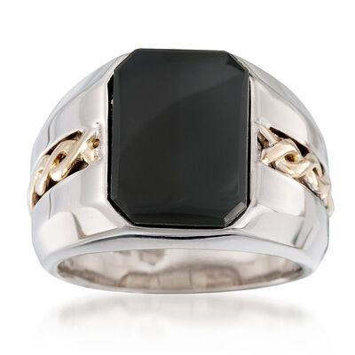 Men's Rings. Image Featuring A Men's Ring