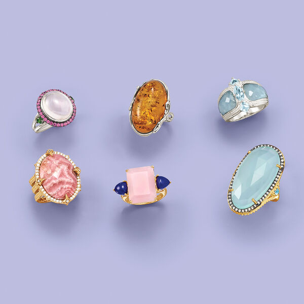 Coctail Rings
