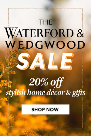 Wedgwood & Waterford Sale