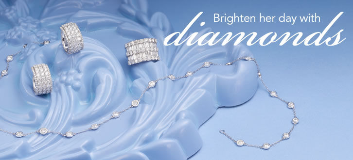 Mothers Day Gift Guide Diamonds