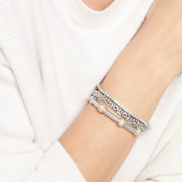 Silver Bracelets
