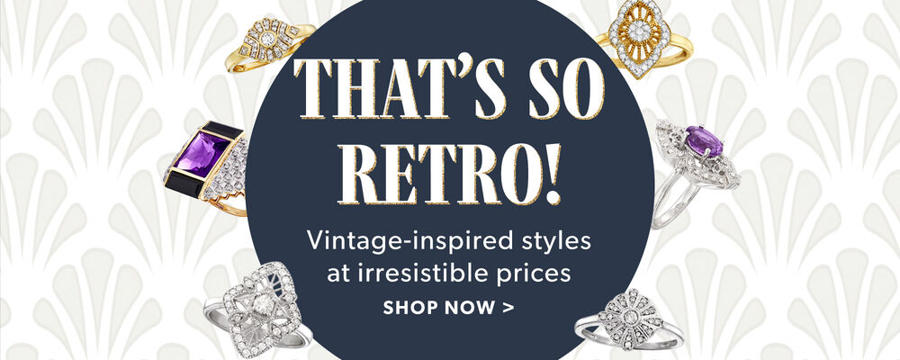 Vintage-Inspired Styles At Irresistible Prices