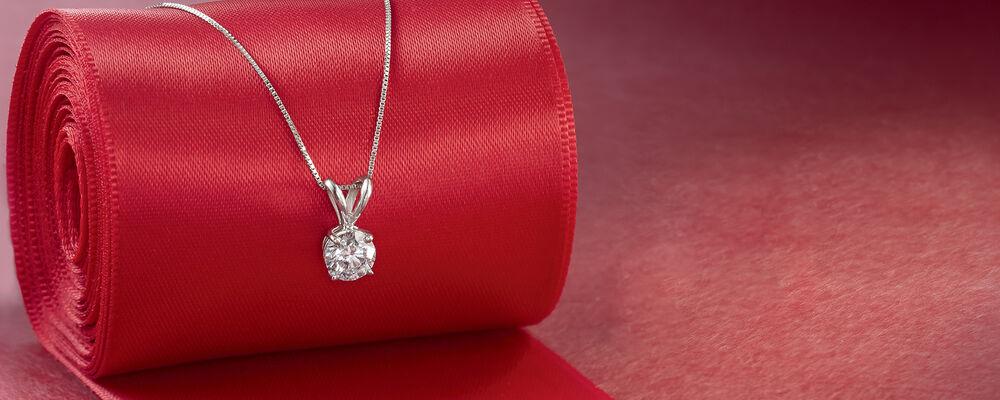 Diamond Pendants. Shop All