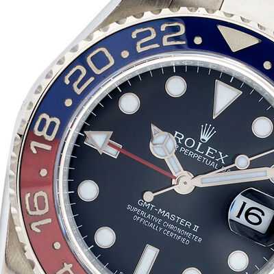 Certified Pre-Owned Rolex. Image Featuring A Pre-Owned Rolex Watch