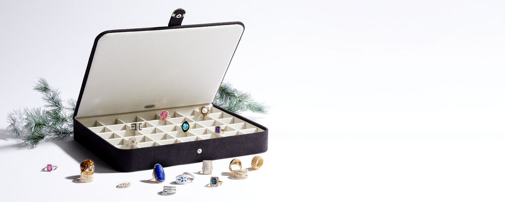 Storage Solutions Keeping Your Jewels Safe, Secure & Organized