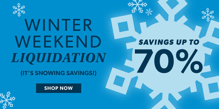 It's Snowing Savings! Catch cool prices on hot styles