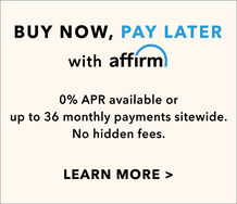 Buy Now Pay Later With Affirm