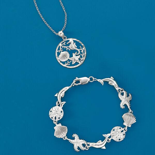 Sea Life Jewelry