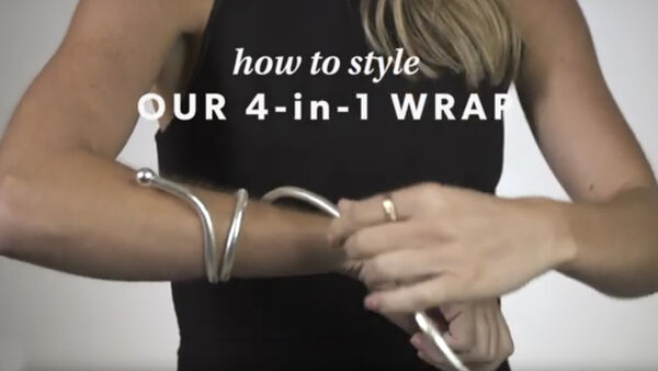 Four-in-one jewelry YouTube video.
