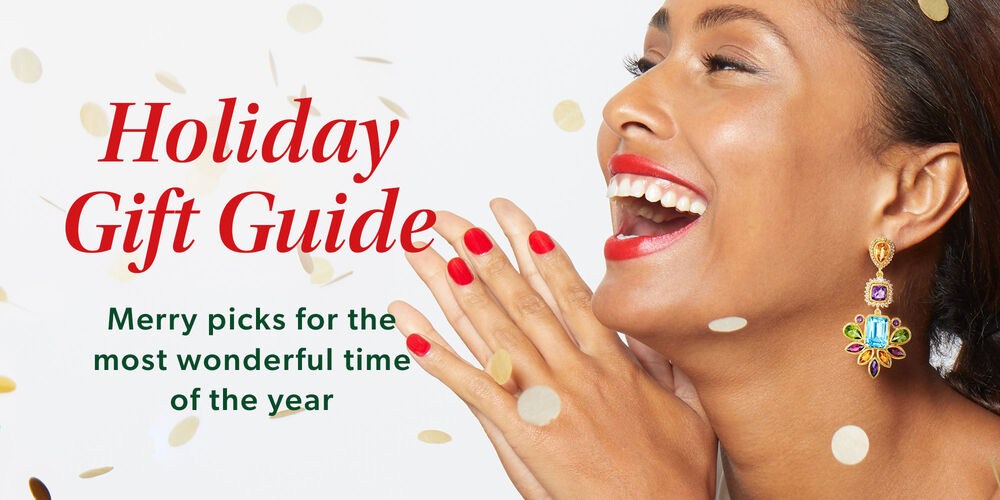 Holiday Gift Guide -- Merry picks for the most wonderful time of the year.