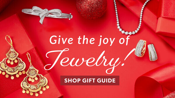 Give The Joy Of Jewelry! Shop Gift Guide