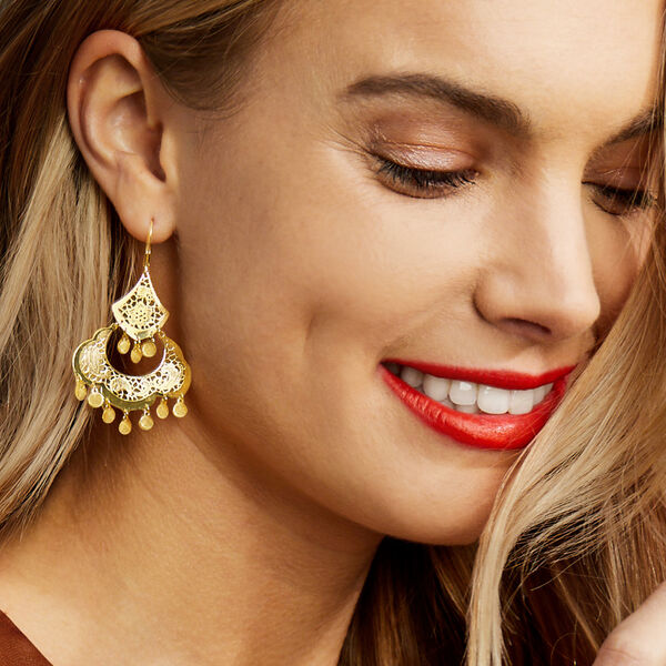 Statement and Linear Earrings