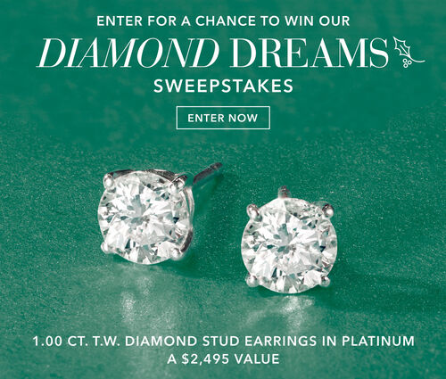 Diamond Dreams Sweepstakes
