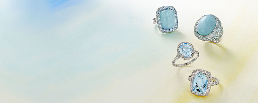 Birthstone Spotlight - Aquamarine