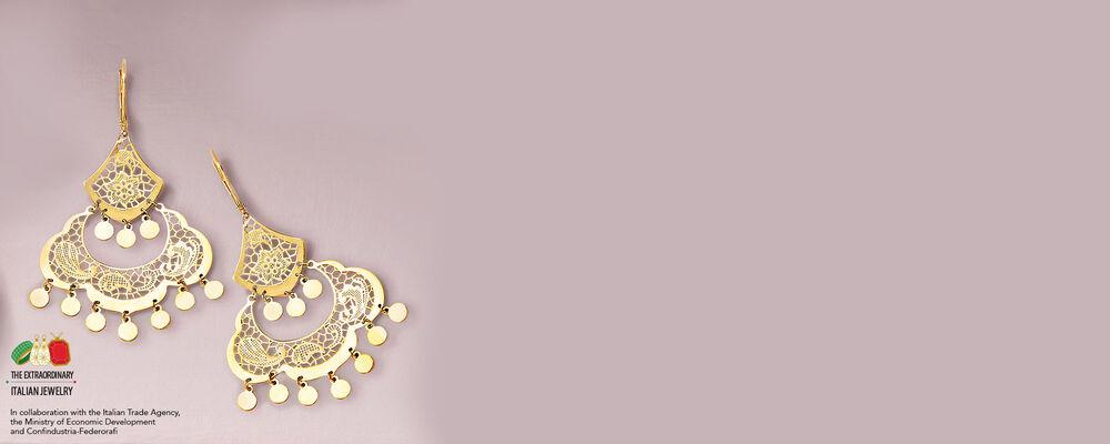 Italian Earrings