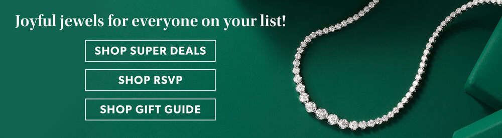 Joyful Jewels & More For Everyone On Your List! Shop The Gift Guide