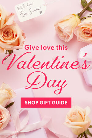 Celebrate Love - Shop the Valentine's Day Gift Guide
