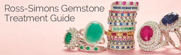 Ross-Simons Gemstone Treatment Guide