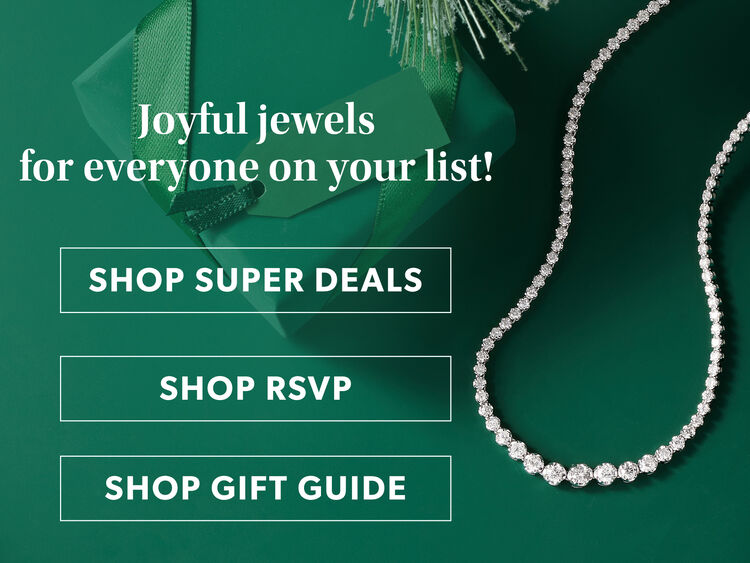 Joyful Jewels For Everyone On Your List!