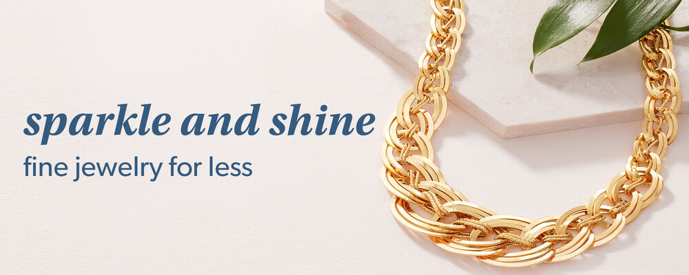 Sparkle And Shine. Fine Jewelry For Less. Image Featuring 921806