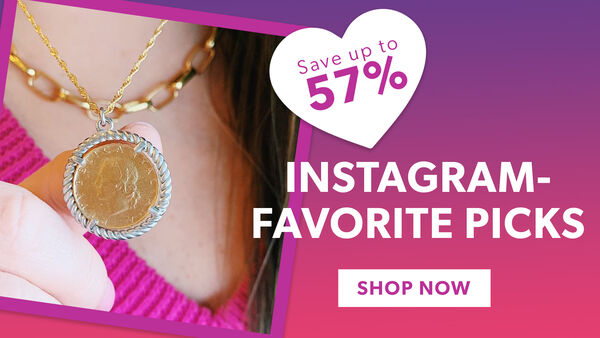Save Up To 57%. Instagram-Favorite Picks. Shop Now