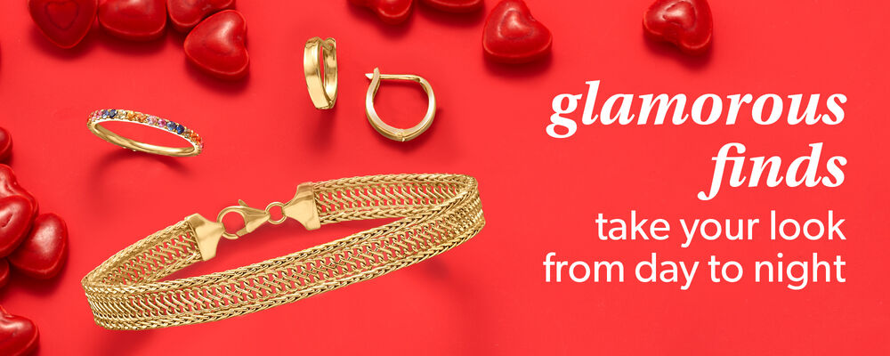 Glamorous Finds. Take Your Look From Day To Night