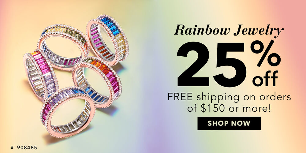 The Rainbow Trend Bright colors meet fun style