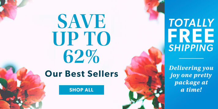 Our Top 10 Sellers Save up to 62% on favorites