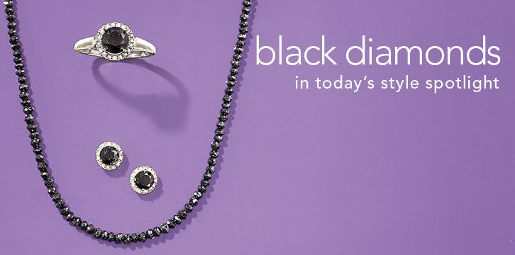 Black Diamond Jewelry Featuring: 215342 847239 792694