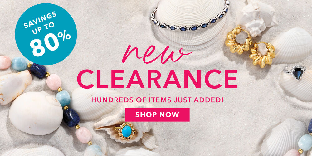 100s of Styles Added Save up to 80% on new clearance