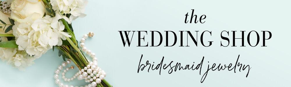 Bridal Bridesmaid Jewelry