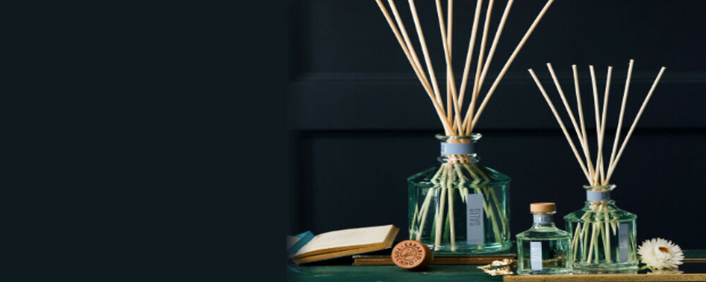 Erbario Toscano. Décor Direct From Italy. Image Featuring Diffuser 524441